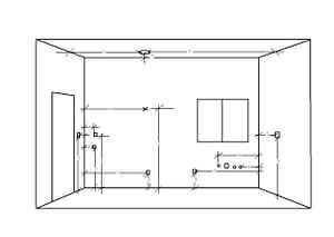 dibujo sobre cómo medir tú mismo tu cocina tienda de muebles cartagena Stil Mobiliario