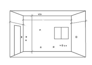 dibujo cómo medir tu cocina tienda de muebles en Cartagena Stil Mobiliario